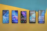 On a testé… cinq smartphones Android haut de gamme à moins de 1000euros