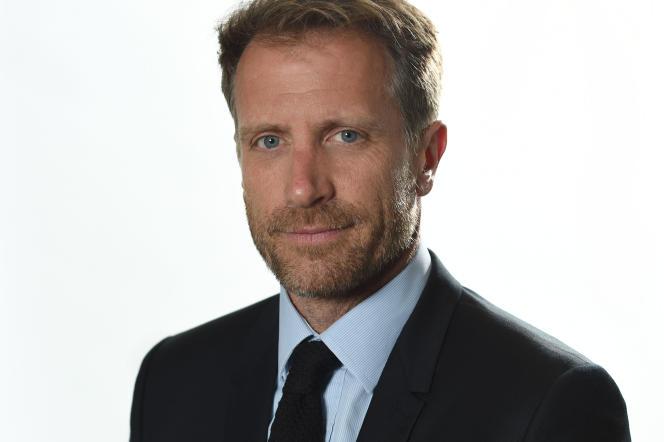 Jean-François Robin, en mai 2018.