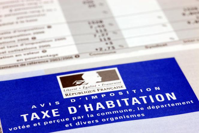 L'exonération de taxe d'habitation ne touche que les résidences principales.