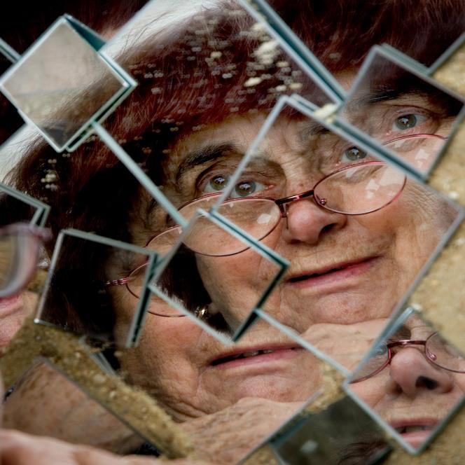 «Autoportrait morcelé»(2008), d'Agnès Varda.