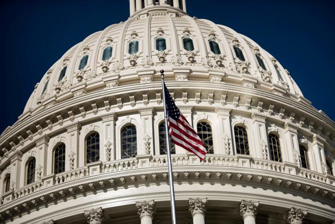 El Capitolio, Washington, 23 de marzo de 2017.