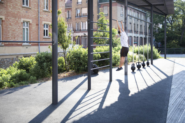 Pompes, abdos, burpees : la grande forme du sport en plein air