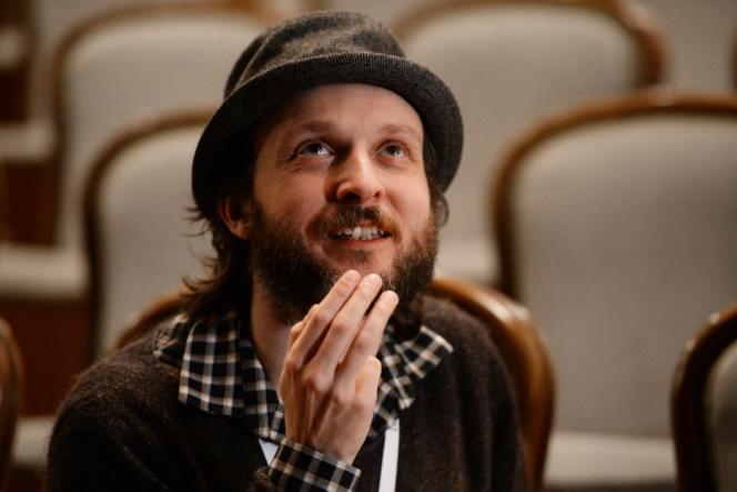 Le chorégraphe Sidi Larbi Cherkaoui, en novembre 2015, au théâtre du Bolchoï, à Moscou.