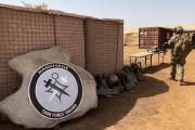 La force militaire Barkhane, au Sahel, en novembre 2020.