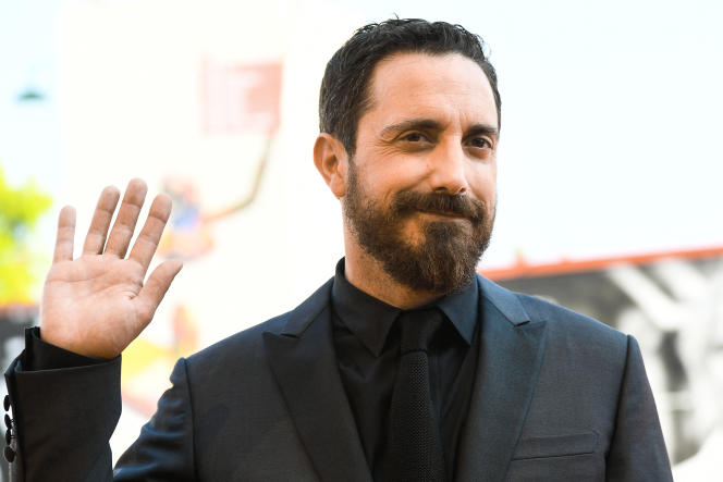Le cinéaste Pablo Larrain, en août 2019, lors de la 76e Mostra de Venise.