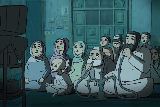 «Ma famille afghane», de Michaela Pavlatova, long-métrage en compétition.