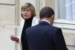 Michèle Marchand, en novembre 2017 à Paris.