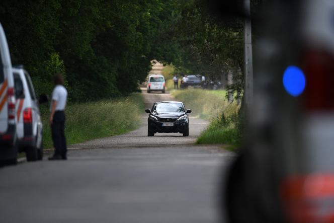 Jenazah Jürgen Konings ditemukan di sebuah hutan di Dilsen-Stokkem pada Minggu, 20 Juni.