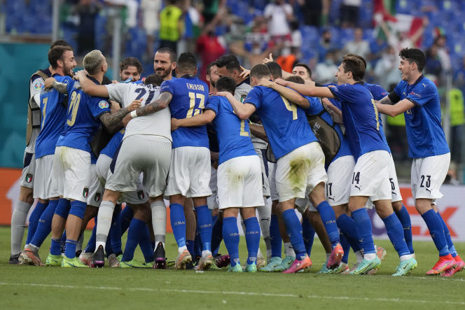 Après trois matchs, les Italiens apparaissent comme l'équipe la plus en forme de cet Euro 2021, que ce soit en attaque ou en défense.