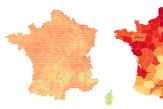 Régionales et départementales: trois graphiques pour visualiser l'abstention historique