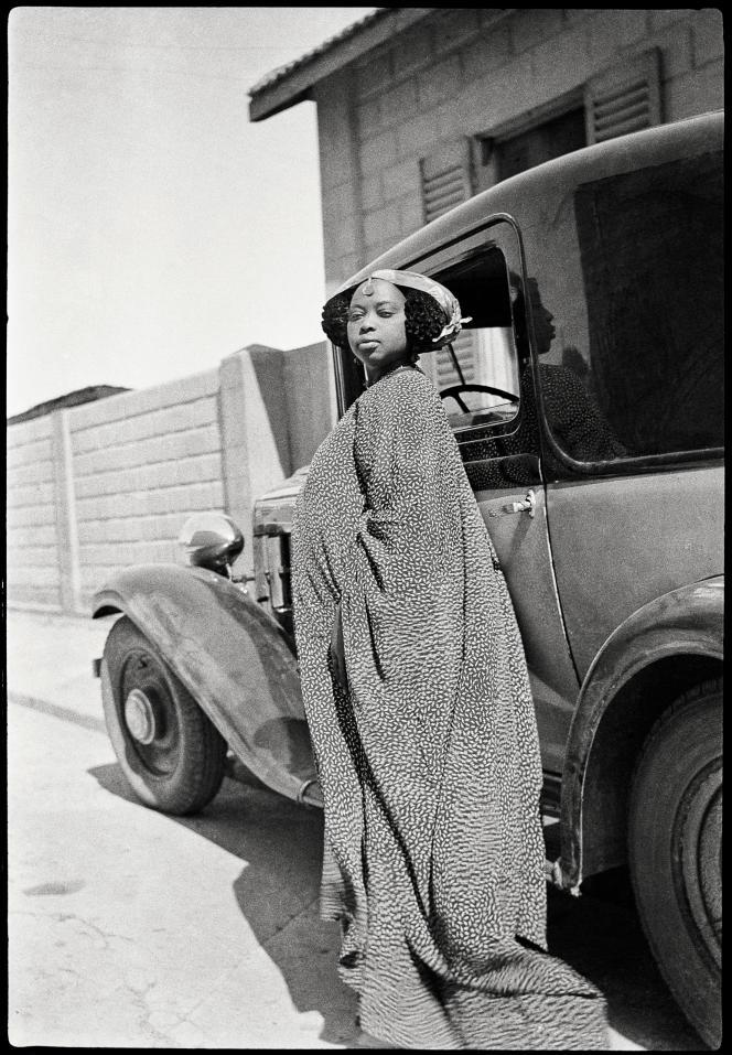Portrait de Saint-Louisienne, 1915-1930.