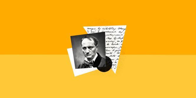 Illustration de la leçon «Charles Baudelaire, poète de la modernité».