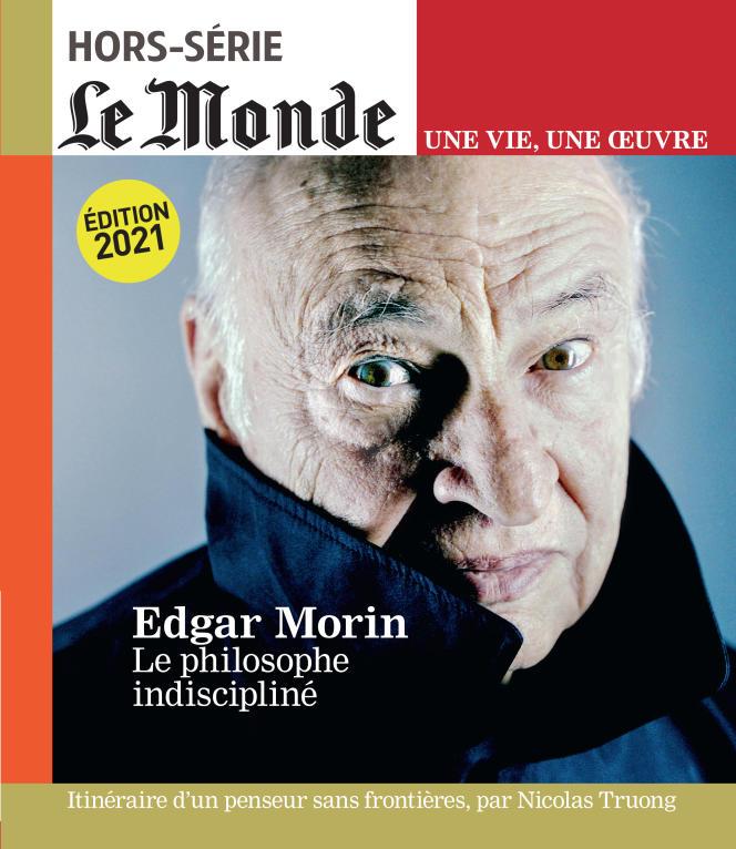 «Edgar Morin, le philosophe indiscipliné», un hors-série du «Monde», 124 pages, 8,90euros. En vente en kiosque et sur Lemonde.fr