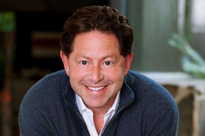 Bobby Kotick, 57 ans, est le patron d'Activision depuis 1991.