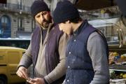 Samir Guesmi (Ahmed), au côté d'Abdel Bendaher (Ibrahim), dans son premier long métrage« Ibrahim».