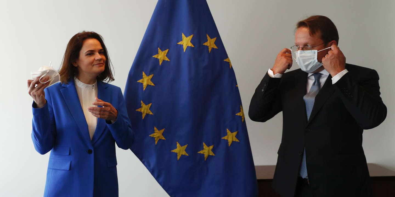 L'Union européenne s'accorde sur de lourdes sanctions contre la Biélorussie