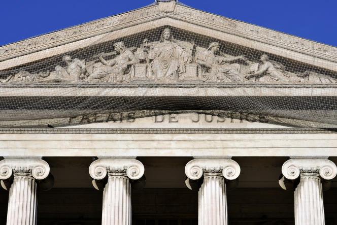 La façade du tribunal de grande instance de Marseille ( photo d'illustration).