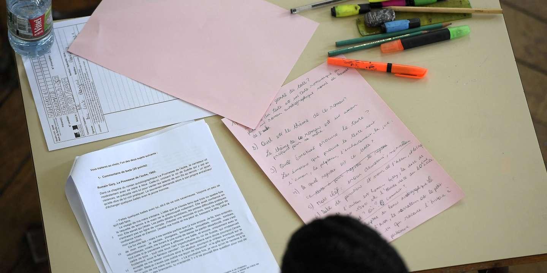 Bac de philosophie : la colère des enseignants face à une numérisation « absurde » des copies