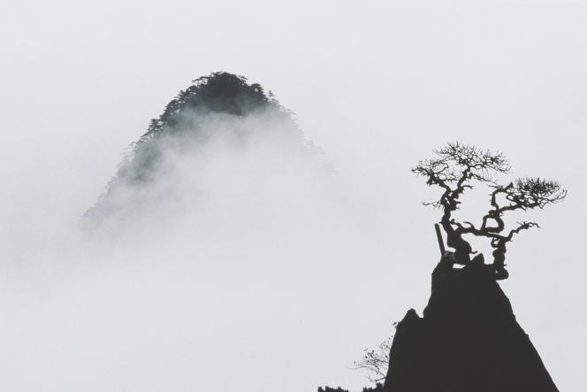 «Huang Shan». Chine, 1985.