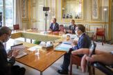 Inégalités et retraites : les recommandations d'un comité d'économistes présidé par Olivier Blanchard et Jean Tirole à Emmanuel Macron