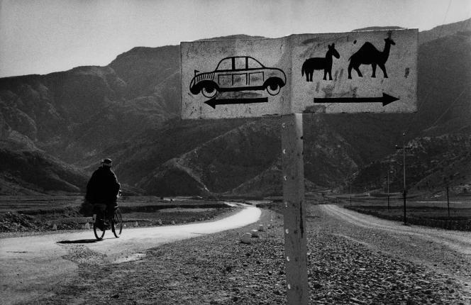 «Passe de Khyber». Afghanistan, 1956.