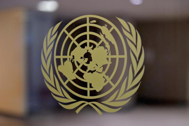 Au siège des Nations unies, à New York, le 20 mai 2021.
