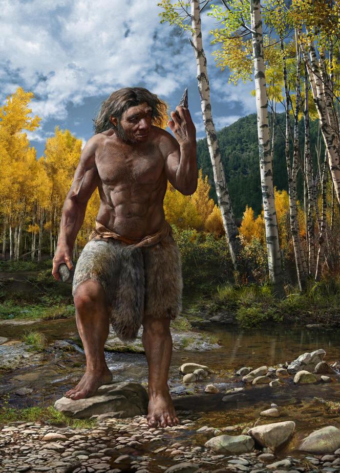Ο άντρας του Χάρμπιν είναι η πρόθεση του καλλιτέχνη στο περιβάλλον του.