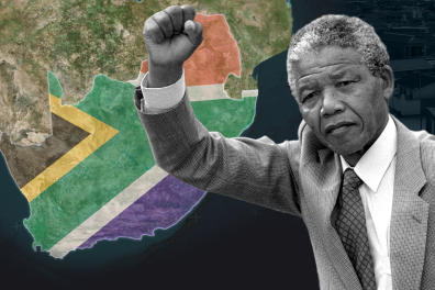 30 ans après la fin de l'apartheid, le pays de Mandela reste très inégalitaire.