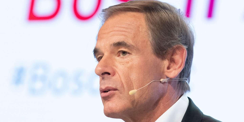 Volkmar Denner, patron de Bosch, passera la main à Stefan Hartung le 1er janvier 2022