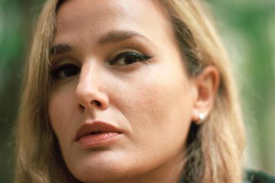 Julia Ducournau le 21 juin à Paris