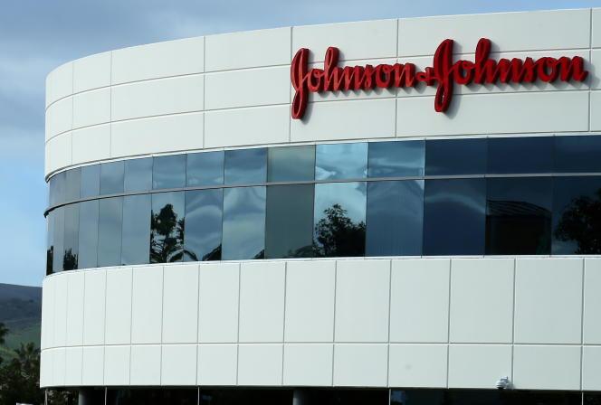 Un bâtiment de Johnson & Johnson, à Irvine, en Californie (Etats-Unis), le 24 janvier 2017.