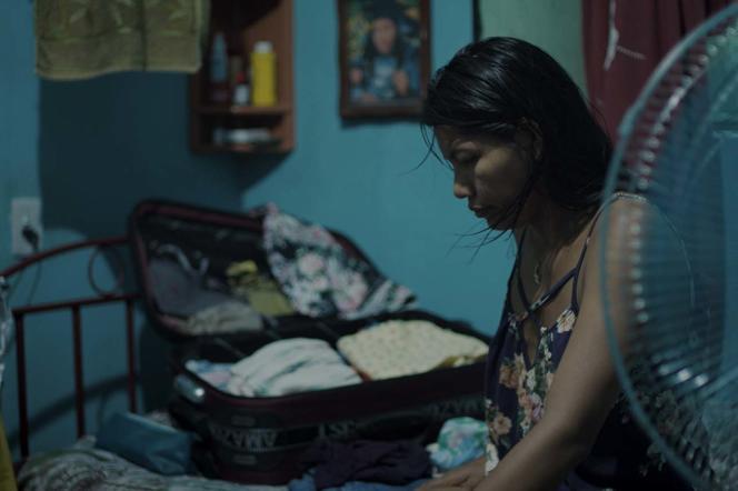 Vanessa (Rosa Peixoto) dans« La Fièvre», de Maya Da-Rin.