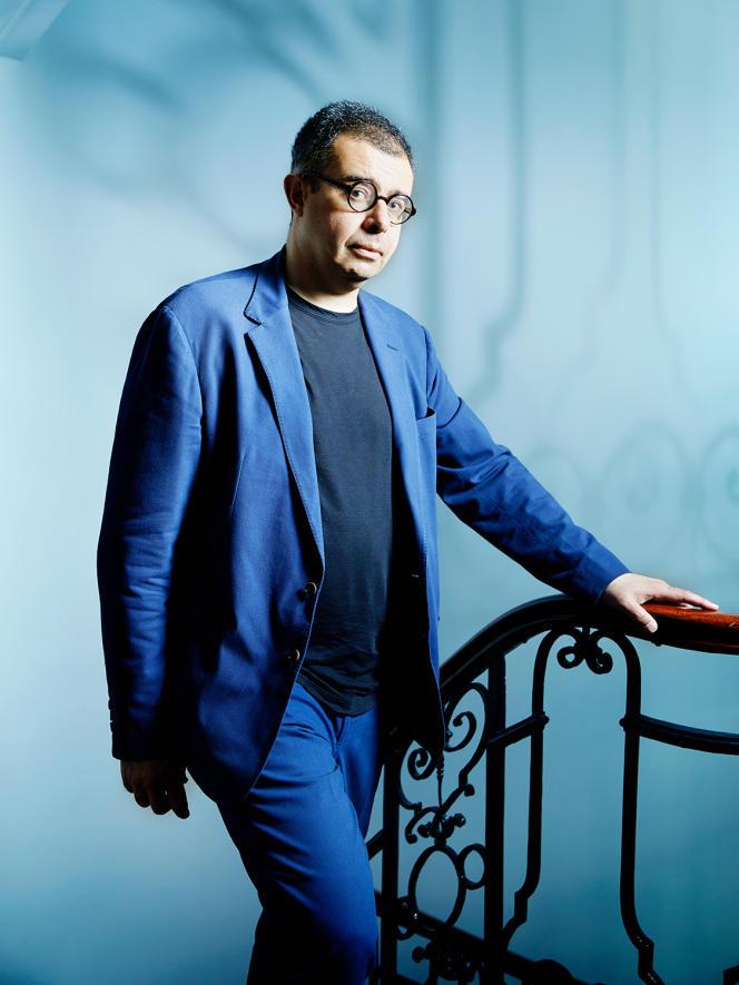 Le producteur de cinéma Saïd Ben Saïd.