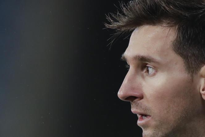 Lionel Messi, avec la sélection argentine, lors du match de la Copa América contre la Bolivie, le 28 juin à Cuiaba (Brésil).