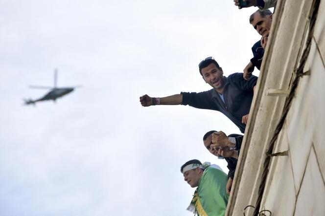 Lors d'une manifestation du Hirak à Alger, le 26mars 2021.