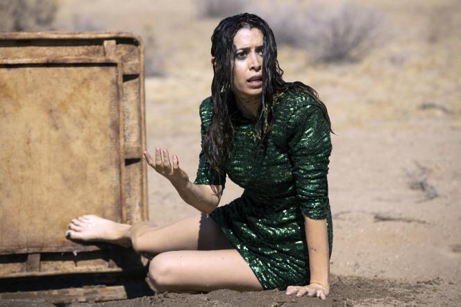 Hazel Green-Gogol(Cristin Milioti) dans la saison 1 de la série «Made for Love» sur HBO.