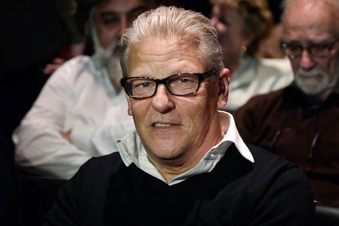 Le chorégraphe Jan Fabre, en mars 2016.