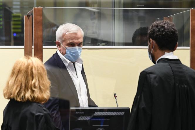 Jovica Stanisic a été reconnu coupable,le 30 juin à La Haye,de crimes contre l'humanité et crimes de guerre par les juges du «Mécanisme» de l'ONU, chargé de boucler les derniers dossiers du Tribunal pénal international pour l'ex-Yougoslavie.
