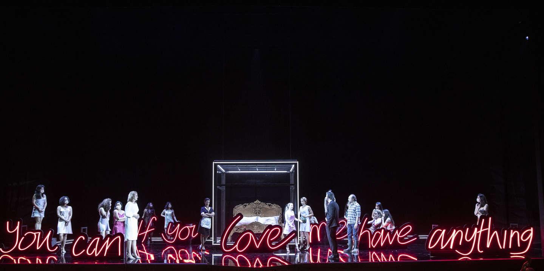 A Aix-en-Provence, des «Noces de Figaro» entre farce et jubilation