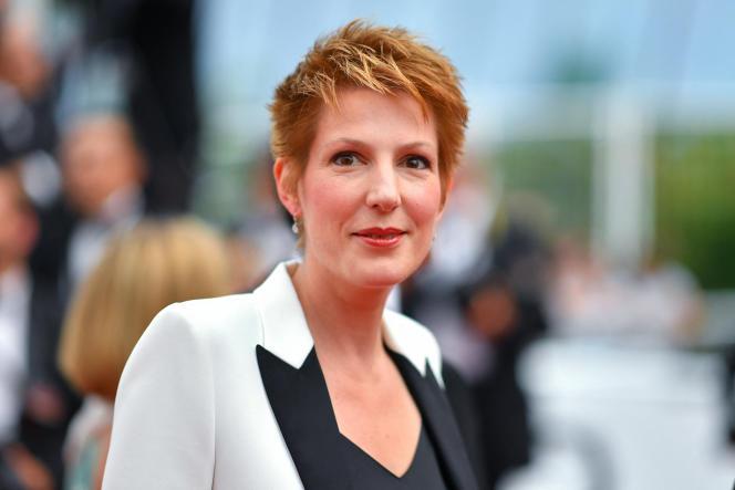 Natacha Polony au Festival de Cannes, en mai 2017.