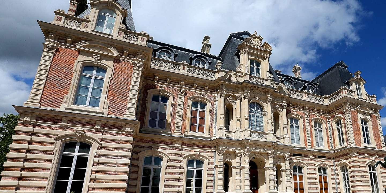 Photo Mystère #63: le château Perrier, nouveau Musée du vin de Champagne à Epernay