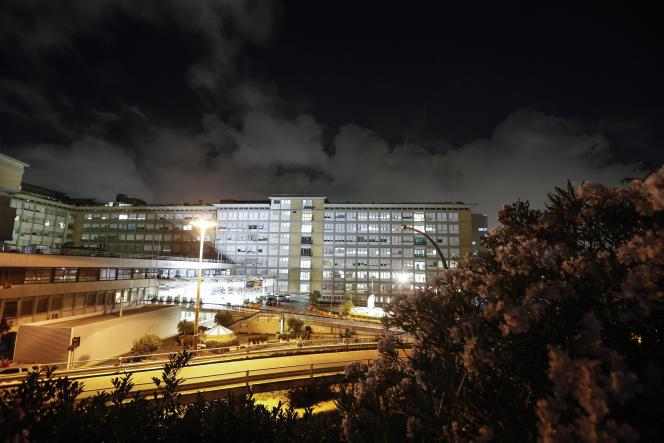 El Papa fue ingresado en el Hospital A. Gemelli de Roma el domingo 4 de julio de 2021.