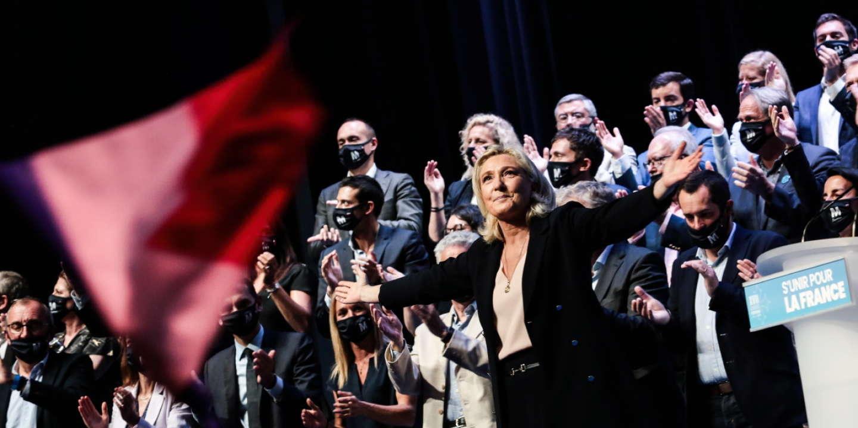 A Perpignan, au congrès du RN, Marine Le Pen verrouille le parti avant la présidentielle