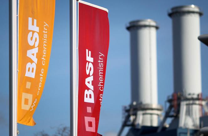 Le siège de l'entreprise BASF à Ludwigshafen, dans l'ouest de l'Allemagne, le 28 février 2020.