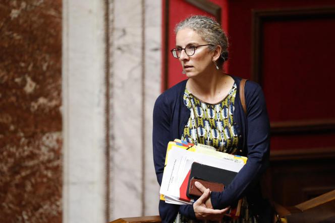 Delphine Batho à l'Assemblée, le 26 juin 2019.