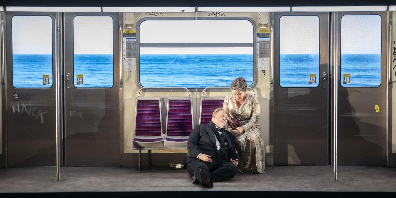 A Aix-en-Provence, «Tristan» prend le dernier métro
