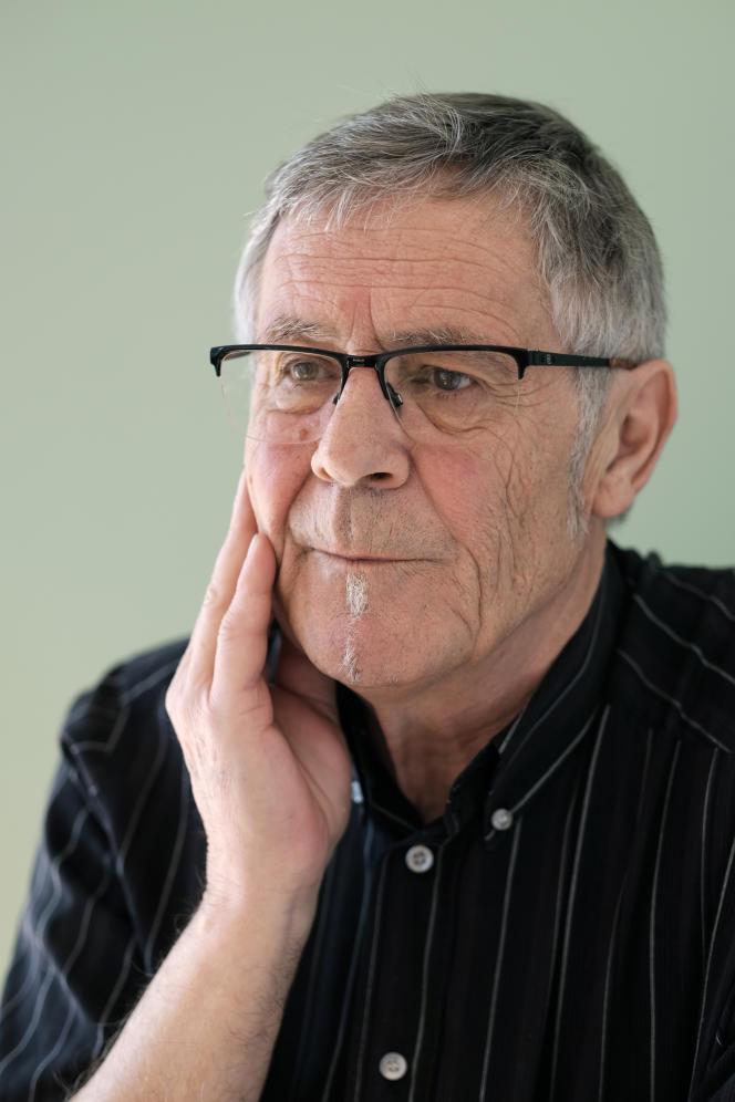 Alain Vialat, en 2019.