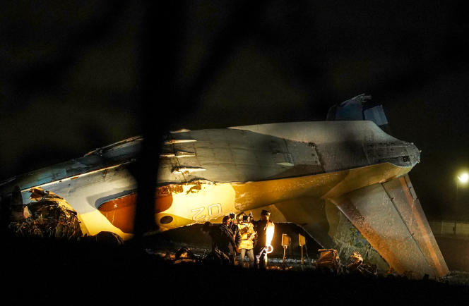 Antonov-26 has been involved in a number of crashes, the most recent of which was on March 13 when a military plane crashed trying to land in Almaty, Kazakhstan's largest city, killing four people.