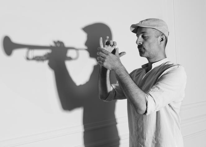 Le trompettiste Yohan Giaume, par Bruno Pellarin