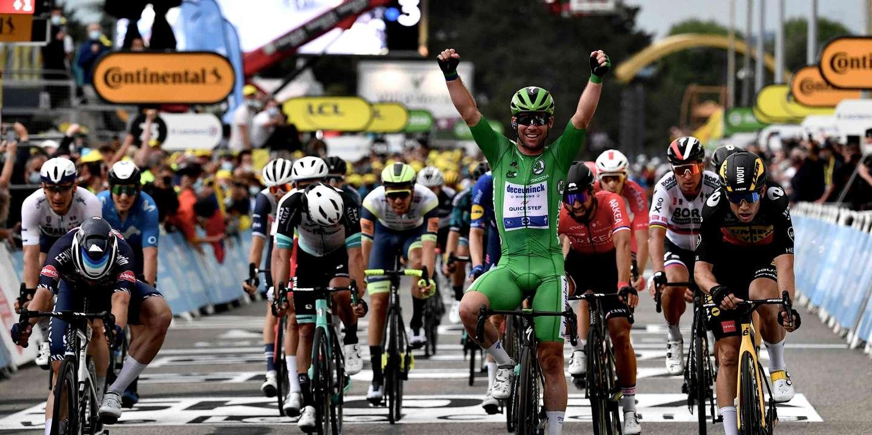Tour de France : Mark Cavendish s'impose à Valence, et se rapproche du record d'Eddy Merckx